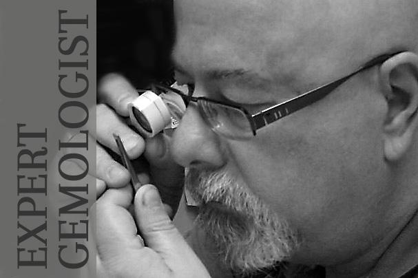David Atlas, Expert Gemologist